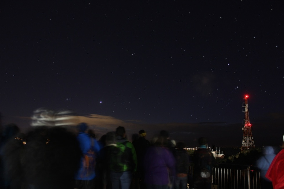 Matariki Dawn Viewing on top of Mount Victoria Wellington