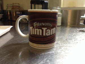 The most famous coffee cup that lasted the refurbishment