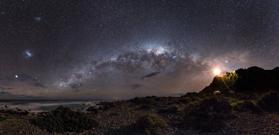 Winner of Earth & Space Category and Overall Winner of Astronomy Photographer of the Year 2013