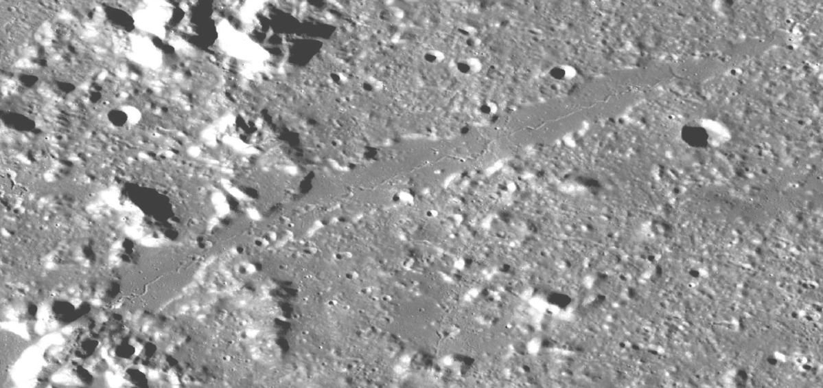 Some more things to look at on the Moon