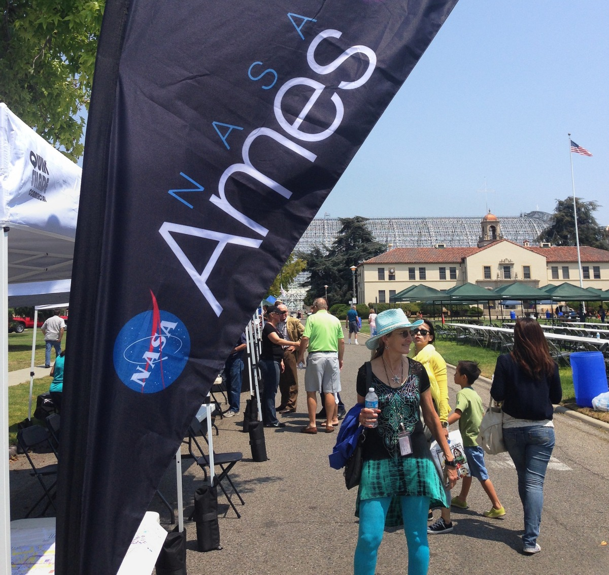My internship at NASA Ames - What is NASA