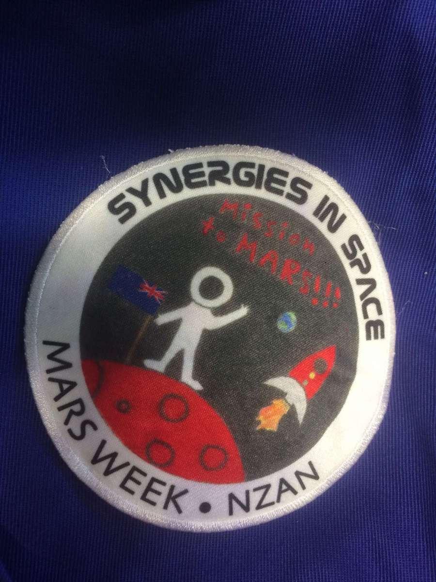 Mars Week!