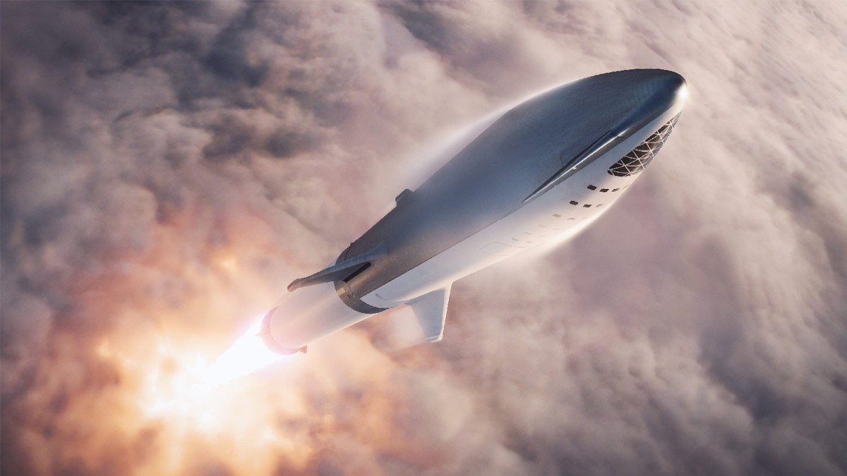 Starship and Super Heavy, the next phase of BFR from Elon Musk's SpaceX